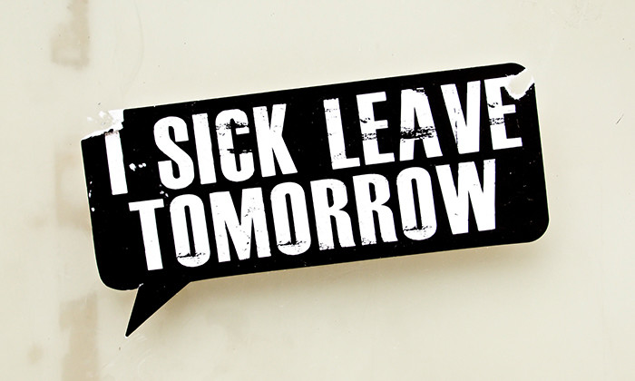 Sick days: how many is too many?